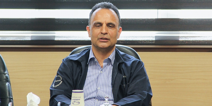 مدیر عامل گروه بهمن در اولین روز کاری گفت: هدف گروه بهمن در سال ۹۸، حفظ اشتغال است