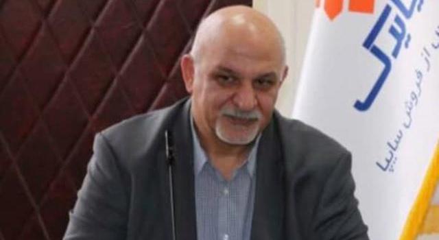 نظام الدین وفا مدیرعامل شرکت امداد خودرو سایپا شد